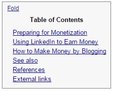 How to write article for Moneymakeia