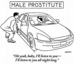 How to make money as a male prostitute